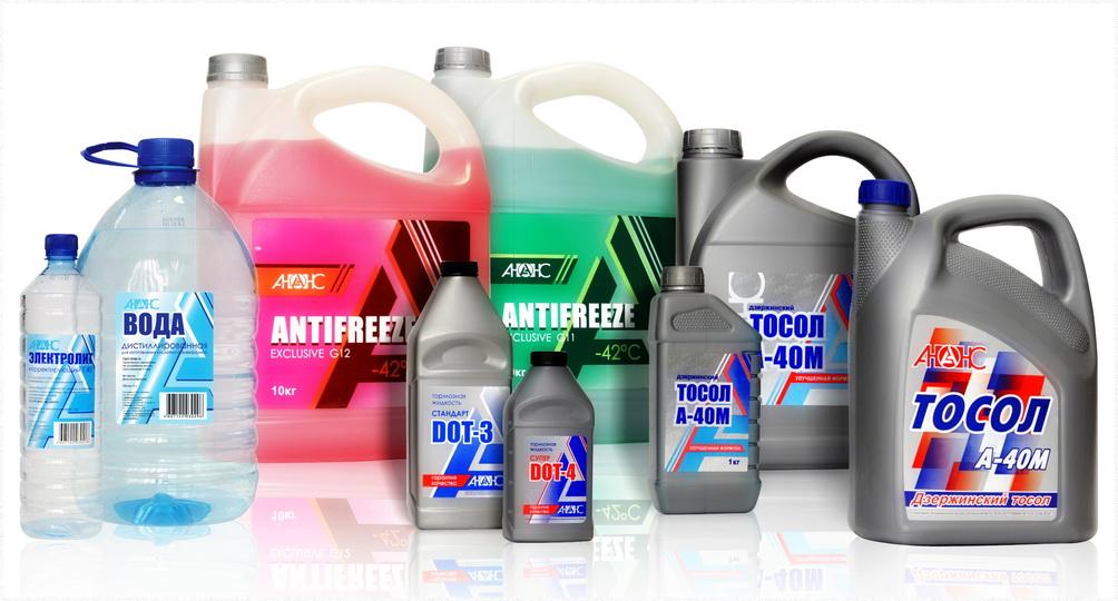 мифы про охлаждающую жидкость (антифриз)