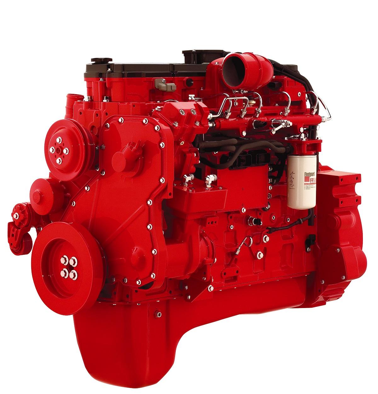 моторы серии ISLe