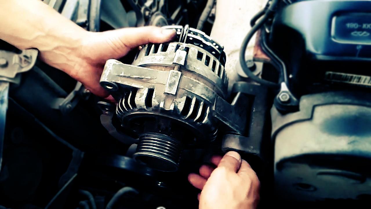ремонт генератора своими руками
