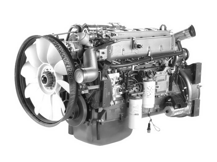 мотор Weichai WP 12
