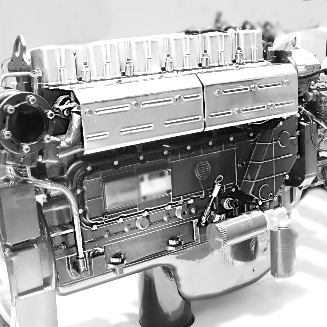 моторы Weichai WP10.336