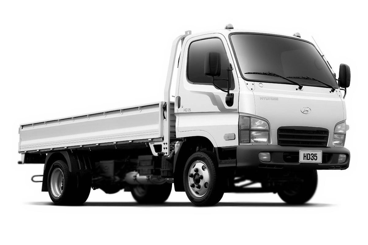 грузовик HYUNDAI HD 35