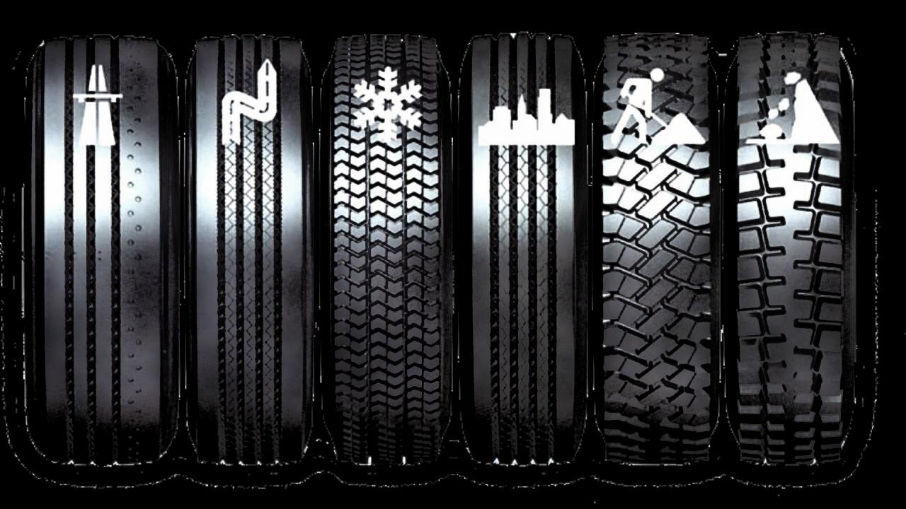 классификация грузовых шин
