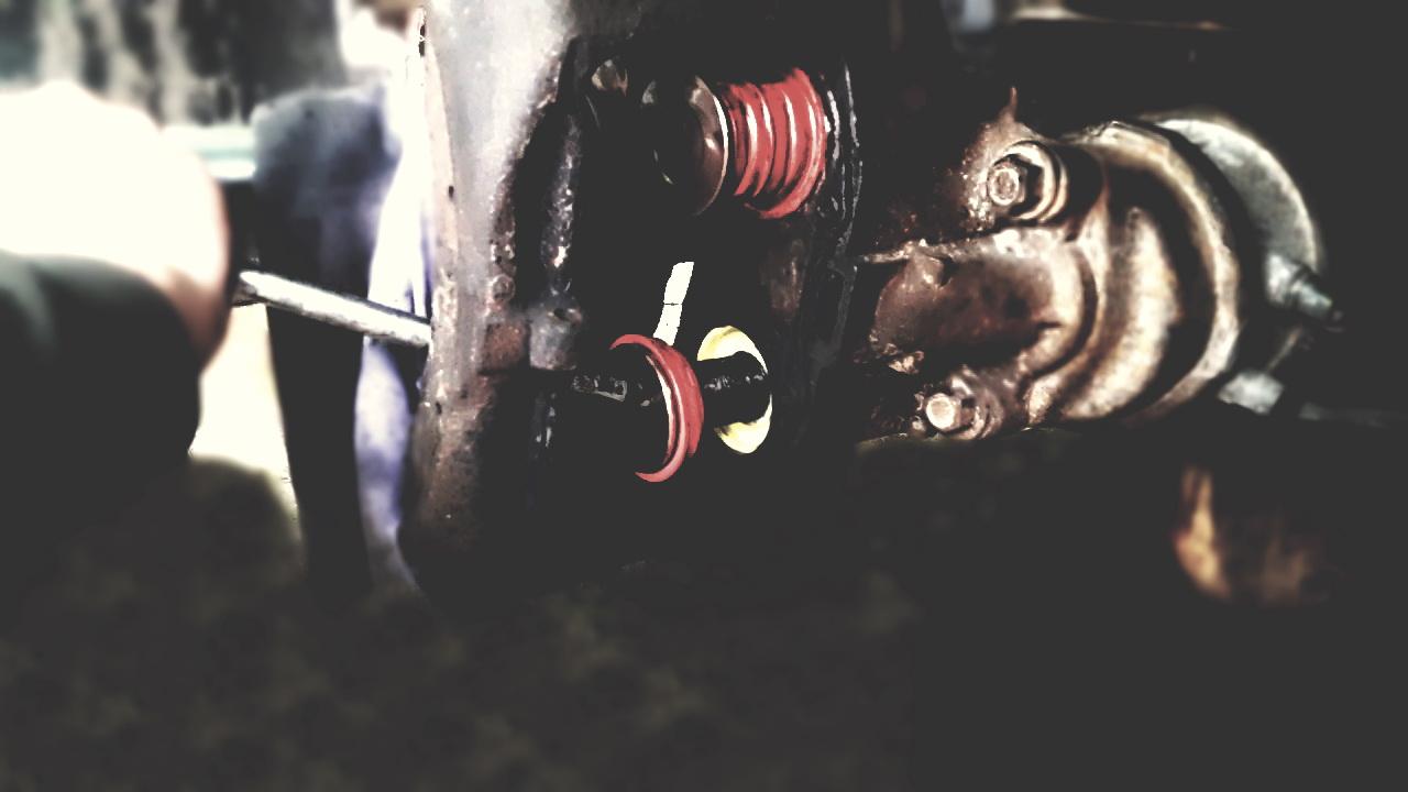 Ремонт тормозной системы грузовика
